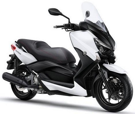 Harga Yamaha XMAX 250