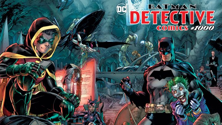 Detective Cómics 1000