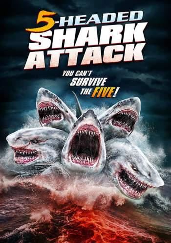 O Ataque do Tubarão de 5 Cabeças Torrent – WEBRip 720p/1080p Dual Áudio