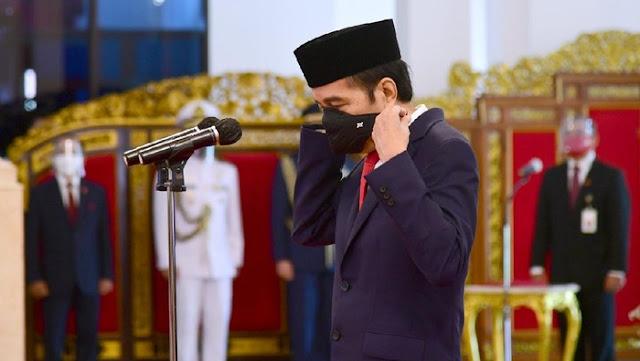 Indonesia Masuki Masa Resesi, Jokowi Disarankan Mundur