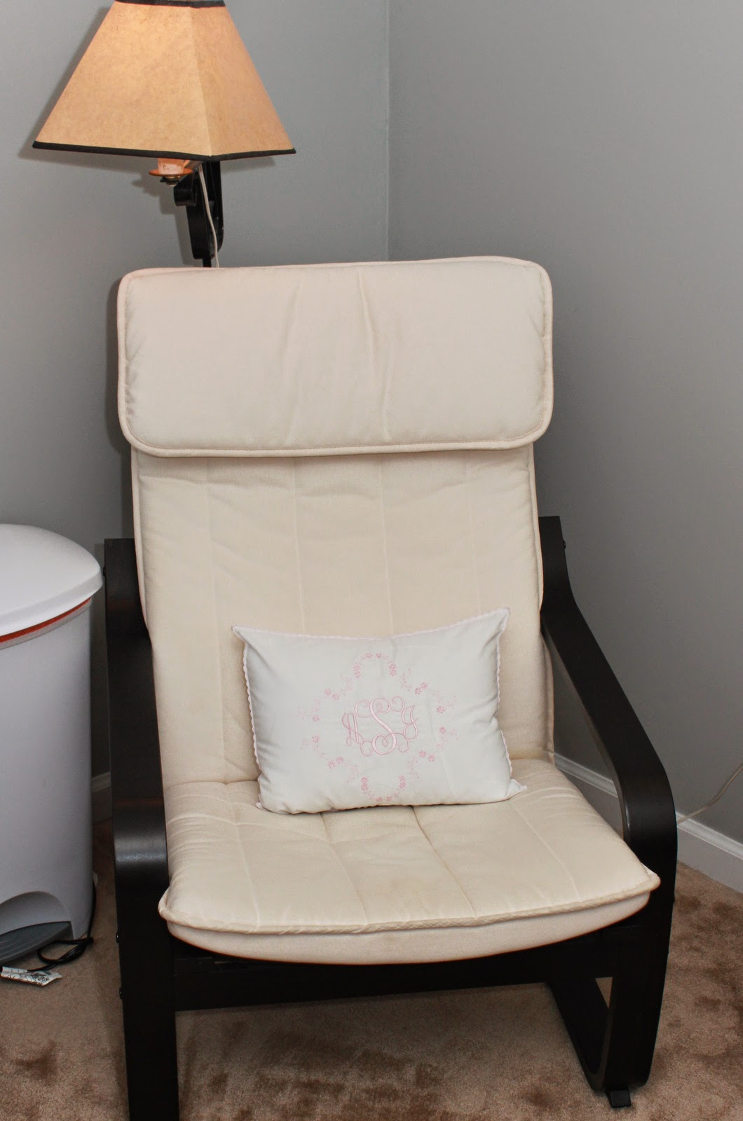 poang chairs nursing rocking homemade engineer how to recover an ikea chair