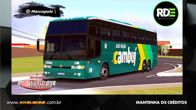 PARADISO GV 1150 - VIAÇÃO AUTO VIAÇÃO CAMBUÍ