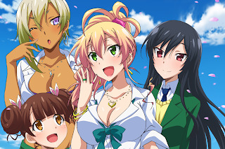 Hajimete no Gal Batch Subtitle Indonesia