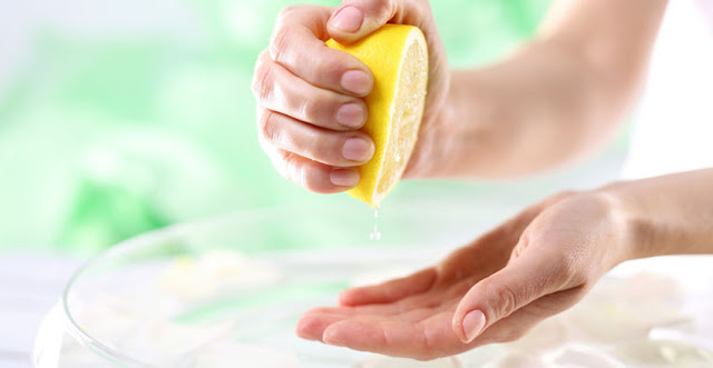Wonderful Benefits And Uses Of Lemon (Nimbu)- Lemon Get Rid Of The Unnatural Dryness Of The Skin