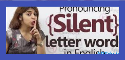 Spoken English English Tips  Silent Words