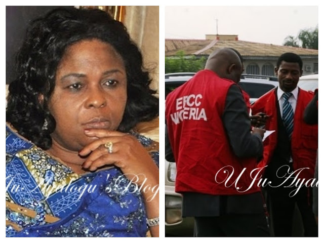 Final forfeiture of Patience Jonathan's $5.8m, N2.4bn for hearing April 13