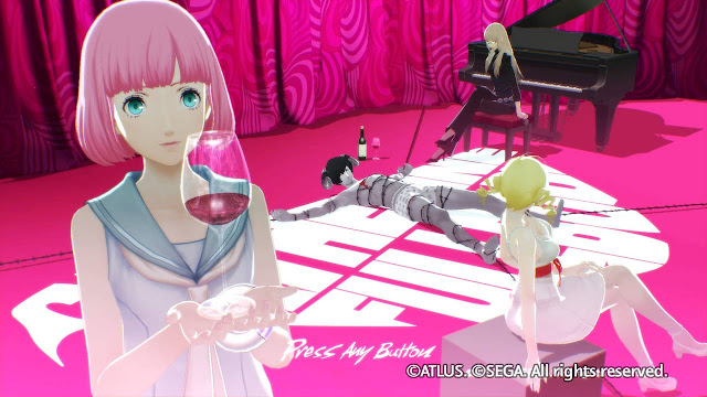 Catherine: Full Body First Impressions Reverie Wonderland