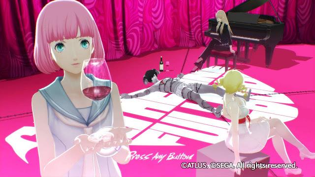 Catherine: Full Body First Impressions Reverie Wonderland