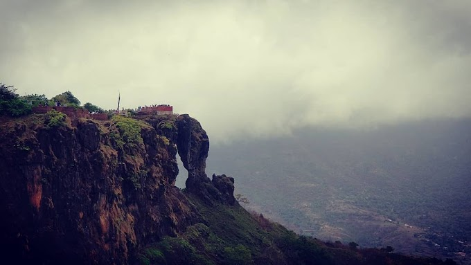 Elphinstone Point, Mahabaleshwar.