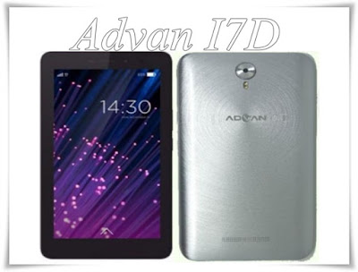 Firmware Advan I7D Dan I7D BIMA Tested