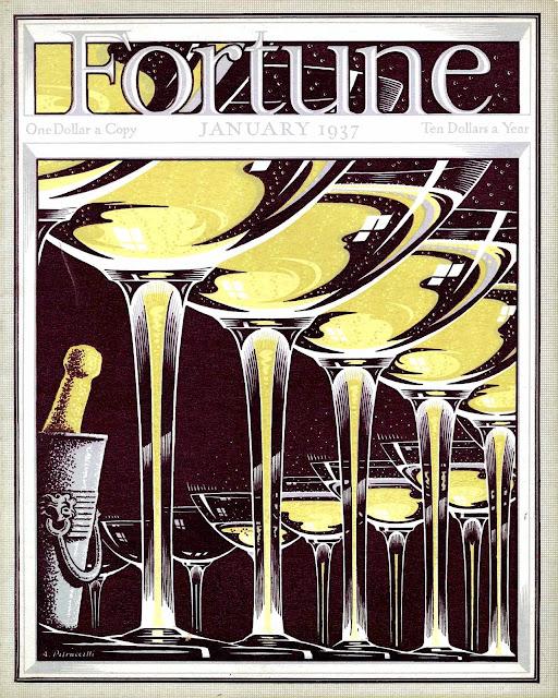 Antonio Petruccelli 1937 Fortune