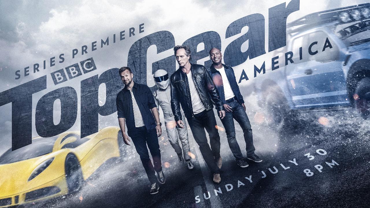 Top Gear America Season 1 Episode 4