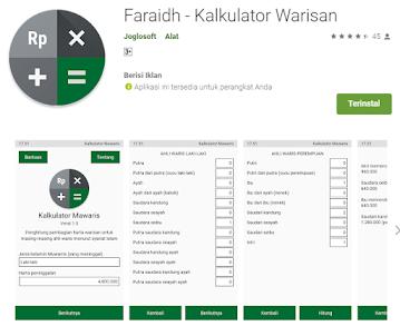 Cara Menghitung Harta Warisan secara islami menghitung warisan online