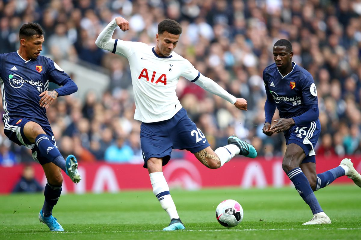 Tottenham Hotspur vs Watford Football Preview and Predictions 2021