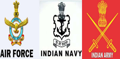 भारतीय डिफेंस सर्विसेस (Indian Defence Services)