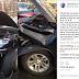 Ceky Viciny - Sufre Accidente De Tránsito En NY Sin Consecuencias Mayores