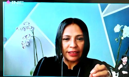 Por primera vez se aplicará la reforma sobre violencia política en el proceso electoral en curso: Norma De la Cruz