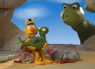 Sesame Street Bert and Ernie's Great Adventures Caveman.1