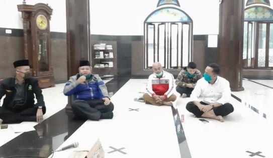 muspika gedebage masjid abu bakar