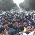 मूक बधिर बच्चों ने ने निकाली जागरूकता रैली साथ ही सरकार को दिया संदेश