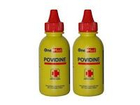 Povidone iodine - Kegunaan, Dosis, Efek Samping