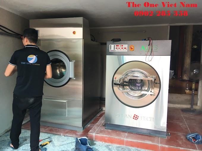 Đơn vị cung cấp máy giặt, sấy công nghiệp cho tiệm giặt tại Hải Phòng