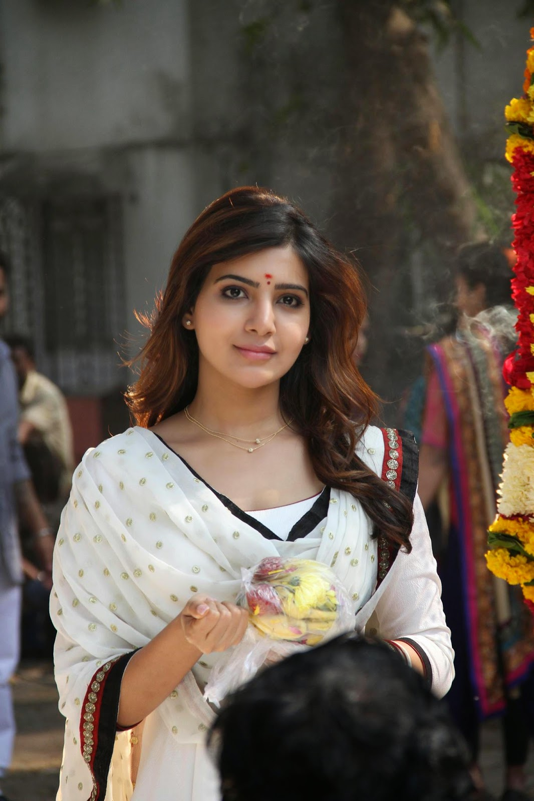 SAMANTHA In ANJAAN SIKINDAR PHOTOS HD - Actor Surya Masss ...