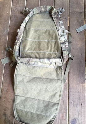 Tactical TACTICAL EVACUATION Bag MULTICAM MEDICAL BAG PROTOTYPE POUCHES w frame