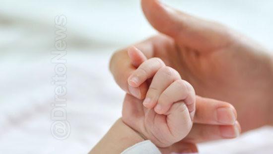 negada presuncao paternidade pai localizado direito