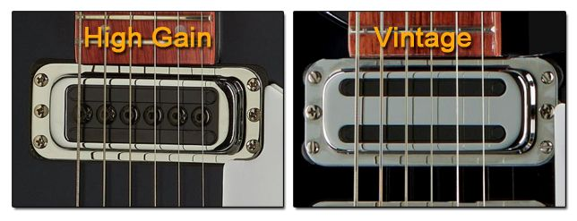 Diferentes Tipos de Pastillas Rickenbacker (High Gain Vs Vintage)