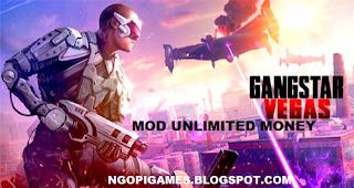 Gangstar Vegas Apk Mod Full Unlimited Money