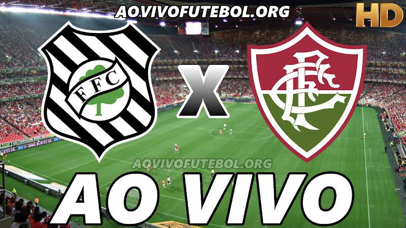 Figueirense x Fluminense Ao Vivo HD Premiere