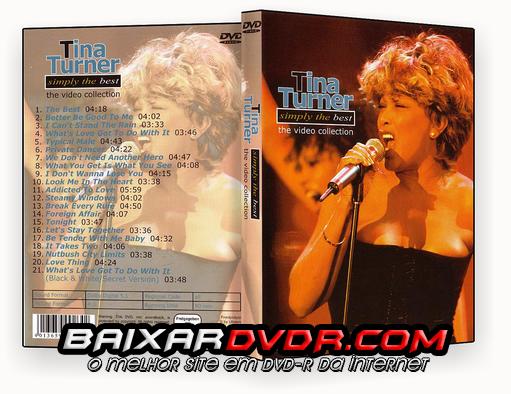 TINA TURNER – SIMPLI THE BEST (2004) DVD-R OFICIAL