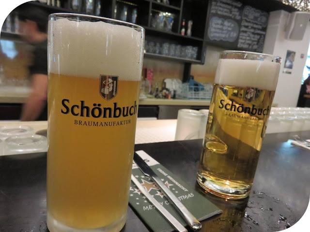 Christmas in Stuttgart: Brauhaus Schönbuch