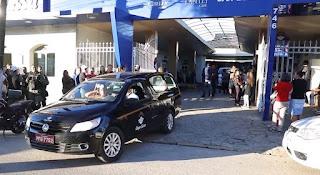 Policial morto em acidente é sepultado em Garanhuns