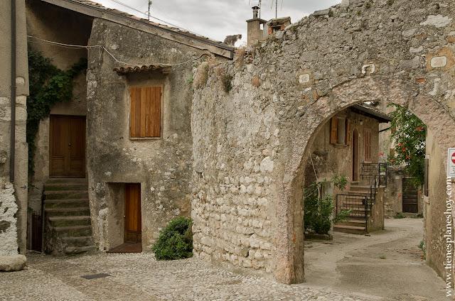 Malcesine pueblos Italia Lago di Garda