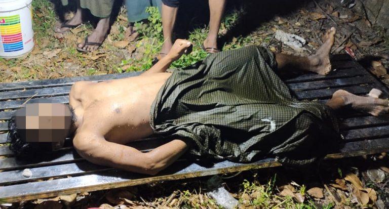 Warga Rohingya Ditembak Militer, Yang Lain Tak Berani Keluar Rumah