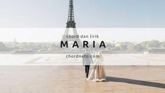 Chord Maria - Marsada Band