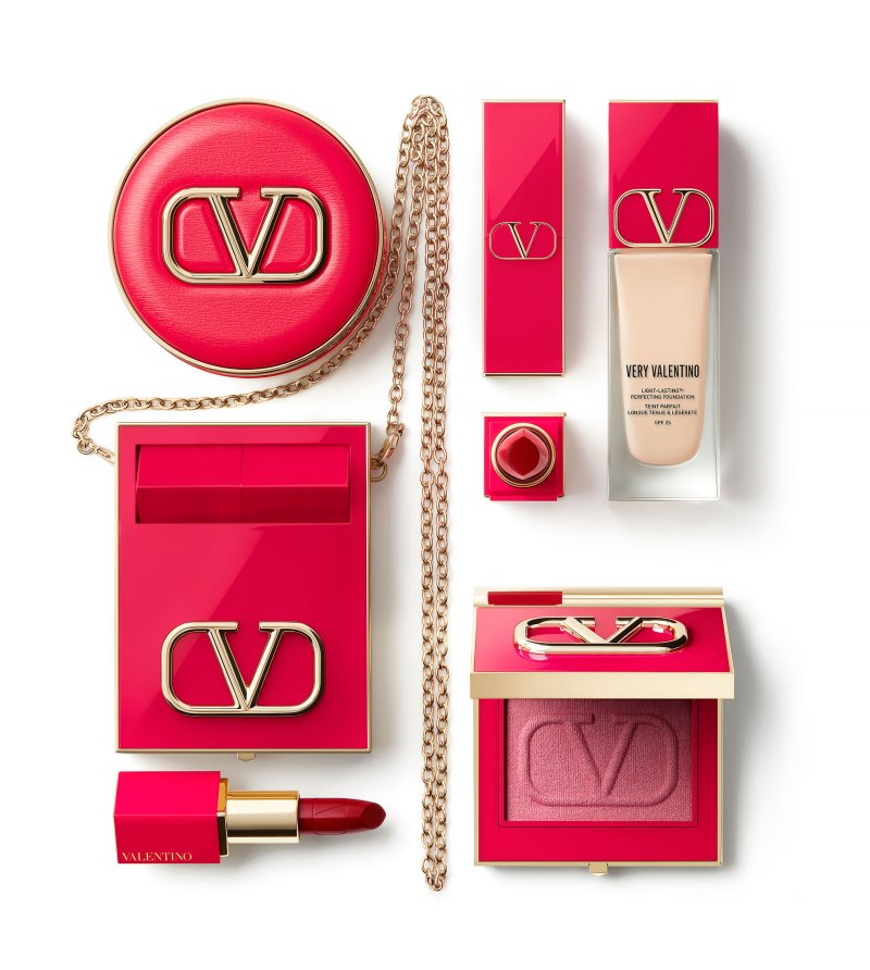 Valentino Beauty Now Available at Selfridges