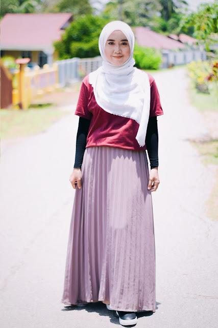 Tshirt Cotton Muslimah Dari MD Textile - Malaysia Biggest Tshirt Supplier