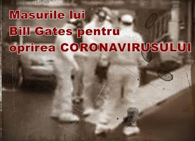 Masurile propuse de Bill Gates pentru oprirea epidemiei de coronavirus din China