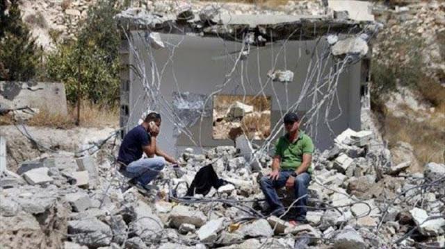 Israel construye colonias en venganza por el ataque del camionero