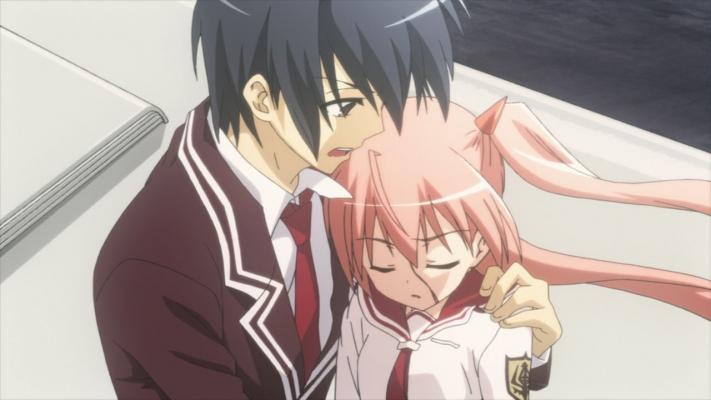 Hidan No Aria Di Rekomendasi Anime Action