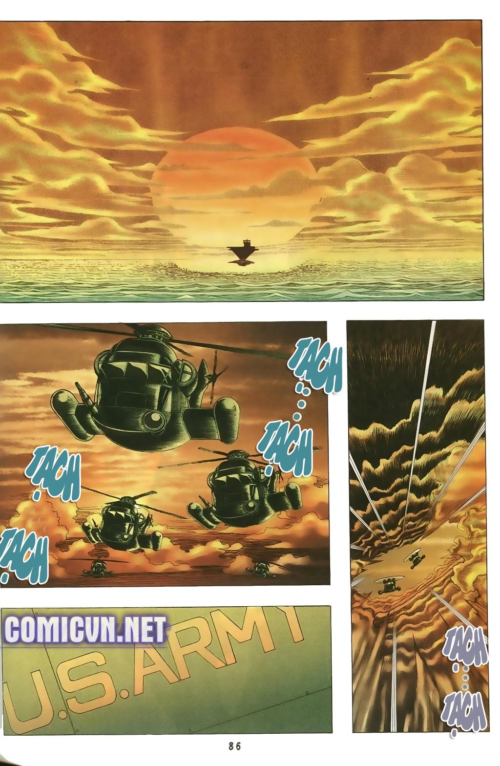 Capcom vs SNK Ngoại truyện chap 5 - Trang 2