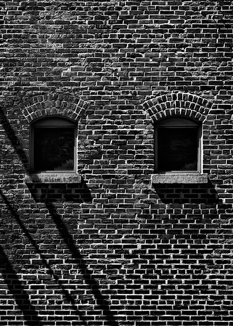 Toronto Distillery District Windows No 1 by The Learning Curve Photography
