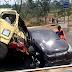 Kecelakaan Beruntun Di Tol Cipularang dan Sebagian Kenderaan Terbakar