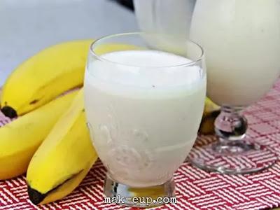 فائدة الموز للعناية بالبشرة