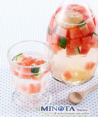 Món ngon từ nước kiềm - nước dưa hấu-h2