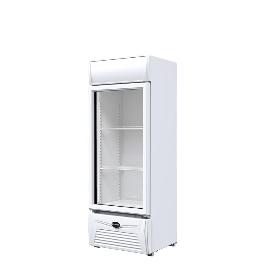 Tủ mát Sanden intercool SPA-0223 / 0225 dung tích 220 Lít