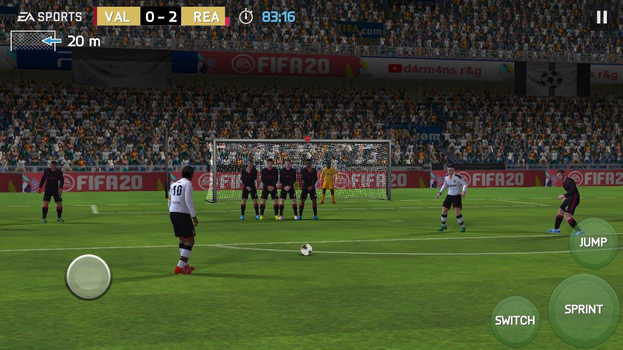 FIFA 2021 Apk Offline Mod APK OBB Data for Android Download - Webloaded Tech